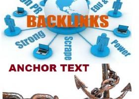 anchor,بک لینک,سئو چیست