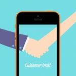 جلب اعتماد مشتری کلید موفقیت شماست