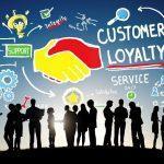 رضایت مشتری کلید فروش بیشتر است