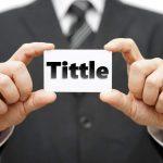 7 راه انتخاب عنوان مناسب و جذاب