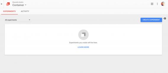 گوگل اپتیمایز 360,نحوه استفاده از گوگل اپتیمایز