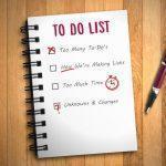 هفت دلیل پنهانی که نمی گذارند لیست کارهای روزانه خود را تکمیل کنید!