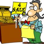 چند نکته مهم برای فروشندگان و مغازه داران