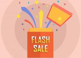 flash sale چیست,بازاریابی اینترنتی,تخفیف اجناس