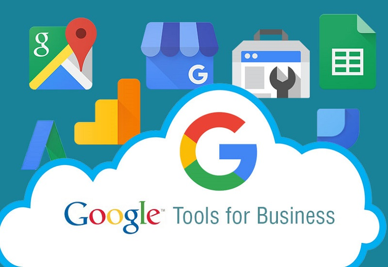 ابزارهای گوگل,امکانات گوگل,انواع سرویس های گوگل