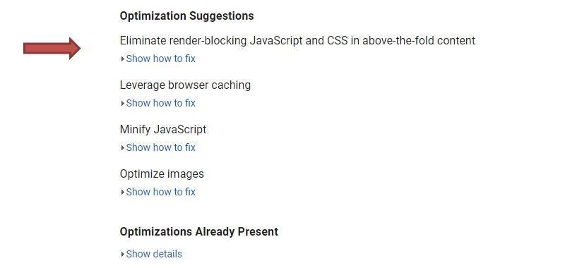 advice the tool PageSpeed Insights 3 ابزار تست سرعت وبسایت و مرکز خبرهای جدید