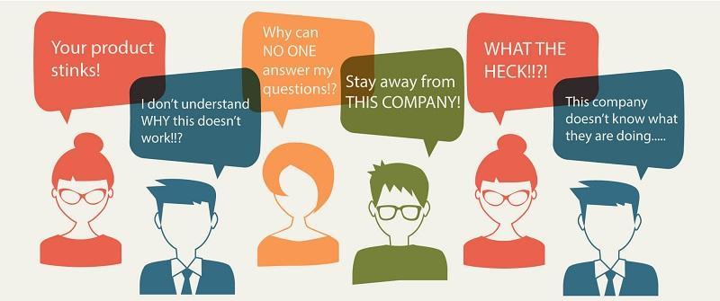 اعتماد کسب و کار,سئو سایت,نظرات درباره کسب و کار