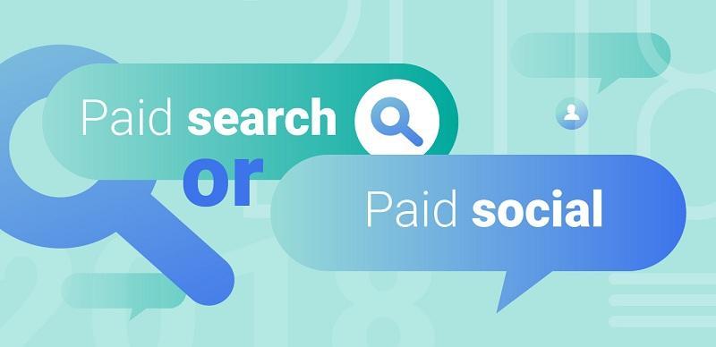Paid search or paid social Paid search روش های معرفی برند – جستجوی پولی