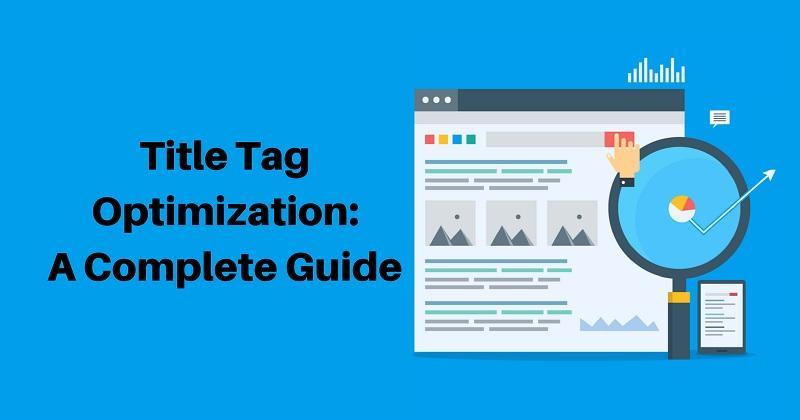 Title Tag Optimizatioin موارد و نکات بهینه سازی عنوان وبسایت و مرکز خبرهای جدید