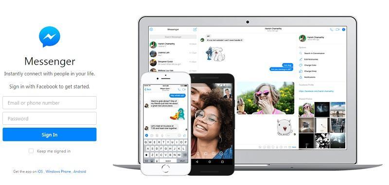Unexpected Social Media Platforms Facebook Messenger 4 شبکه فرهنگی و اجتماعی ناشناخته جهت افزایش آگاهی از برند