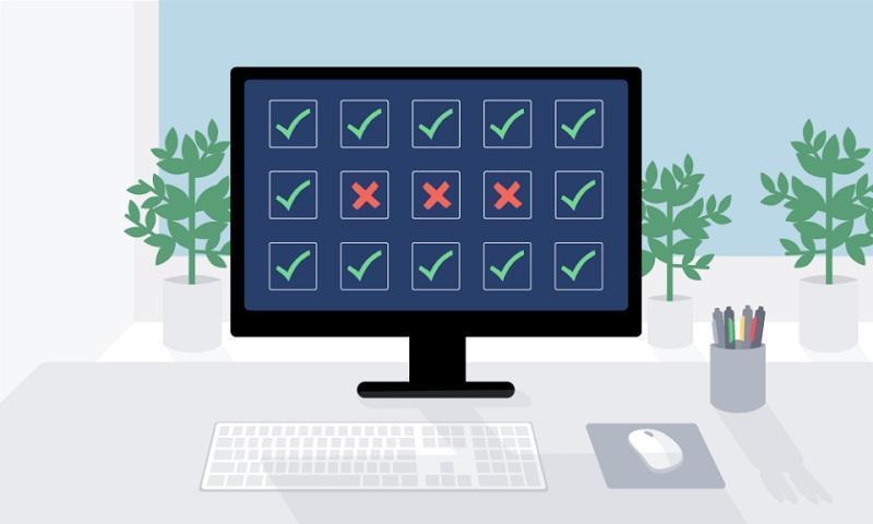 content review سه مرحله ارزیابی کیفیت محتوا