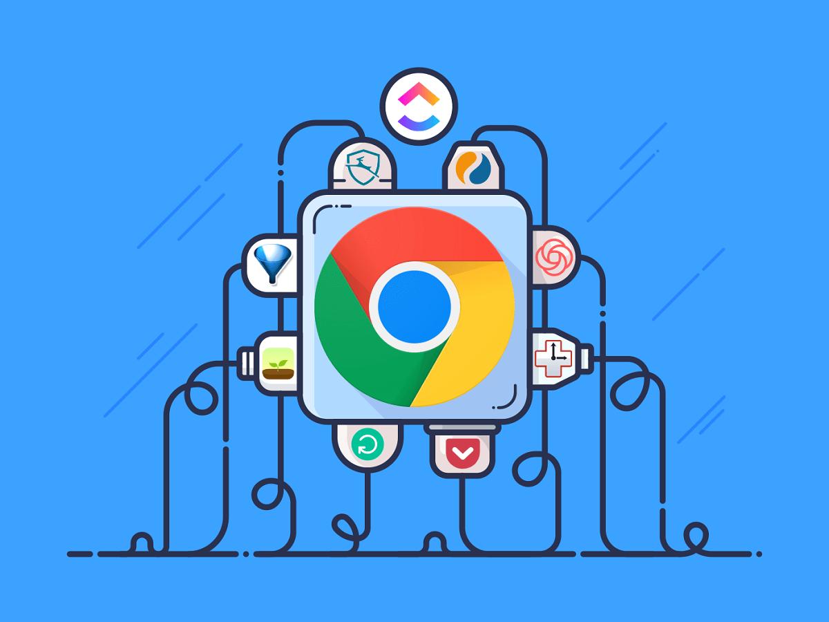 بهینه سازی گوگل کروم,دانلود افزونه گوگل کروم,دانلود رایگان افزونه های گوگل کروم