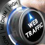 افزایش 100 درصدی ترافیک سایت