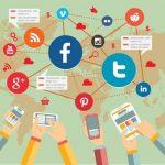 انواع شبکه های اجتماعی و عملکرد آن ها