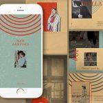 معرفی 4 ابزار ساخت قالب پست اینستاگرام