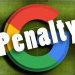 پنالتی شدن در سئو توسط گوگل